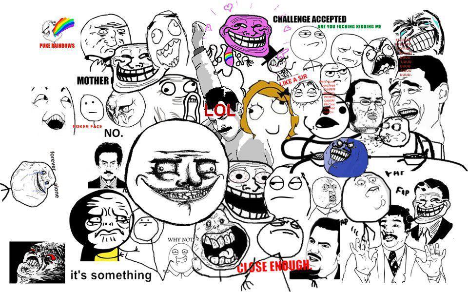 Recopilación de memes