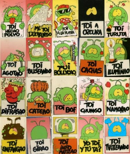"""Colección """"Toi"""" de Bollicao"""