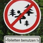 Prohibido cagar