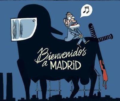 Bienvenidos a Madrid