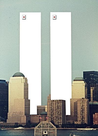 Torres gemelas - Imagen no encontrada