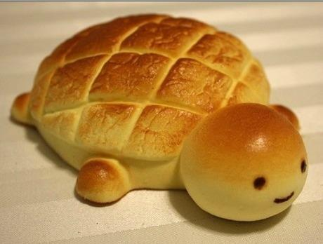 Tortuga de pan