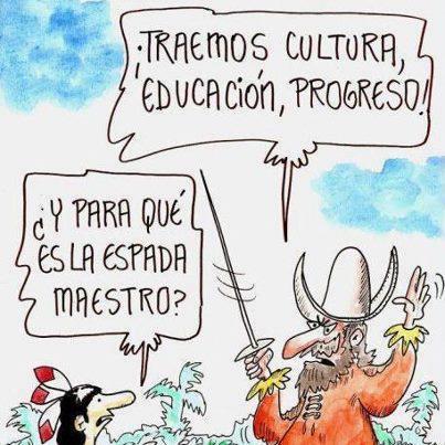 La paradoja de Colón