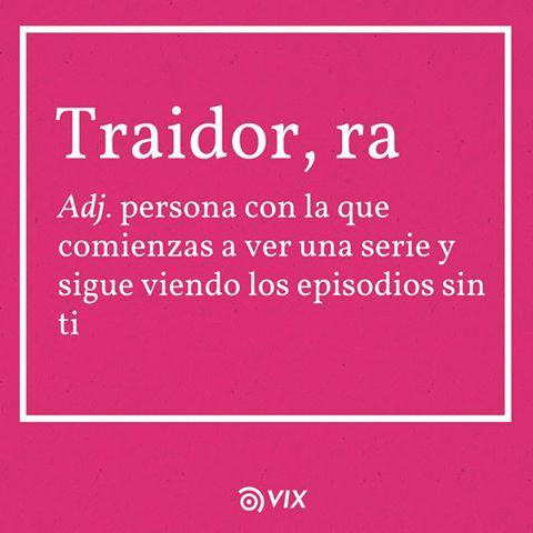 Traidor,a (definición)