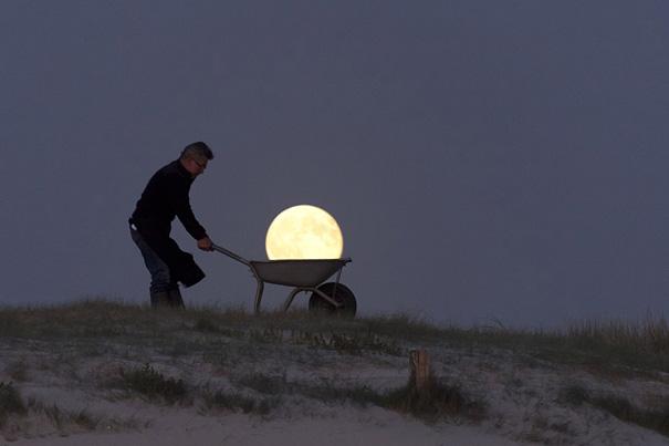 Me llevo la Luna