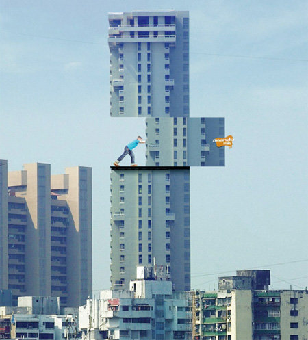Rediseñando edificio
