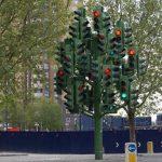 Será por semáforos