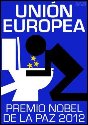 Unión Europea - Premio nobel de la paz 2012