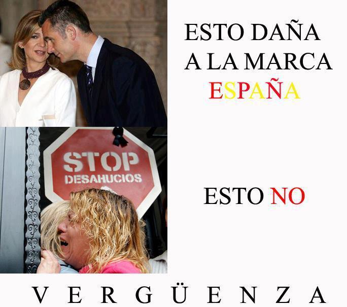 Lo que realmente daña a la marca España