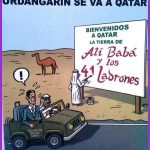 Urdangarín se va a Qatar