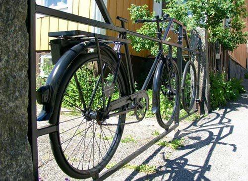 valla bicicleta