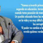 Es muy difícil que engañen a un pueblo educado. Invirtamos en educación (José Mujica)