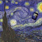 Dr. Who + Van Gogh
