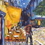 Van Gogh – Freddy Kruegger
