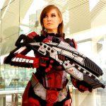 Cosplay Shepard (Mass Effect 3)