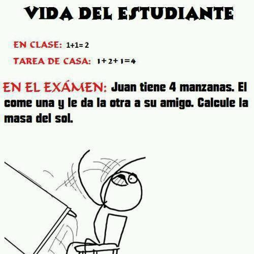 Vida del estudiante
