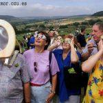 Nuevo invento para ver eclipses de sol