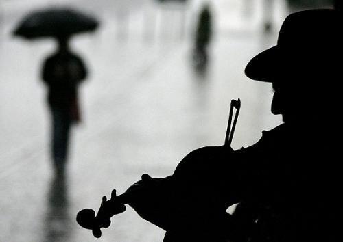 Violinista urbano