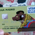 Nuevas visas oro de Caja Madrid