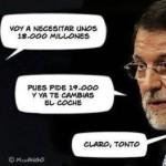 Los directivos de Bankia piden el rescate