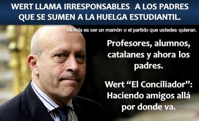"""Wert el """"Conciliador"""""""