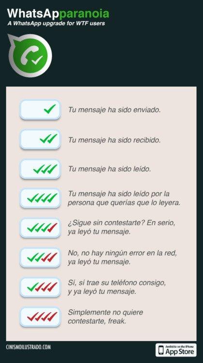 WhatsApp upgrade