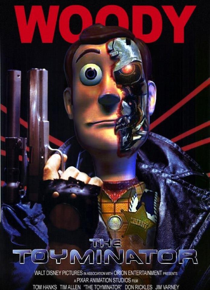 Woody - The Toyminator