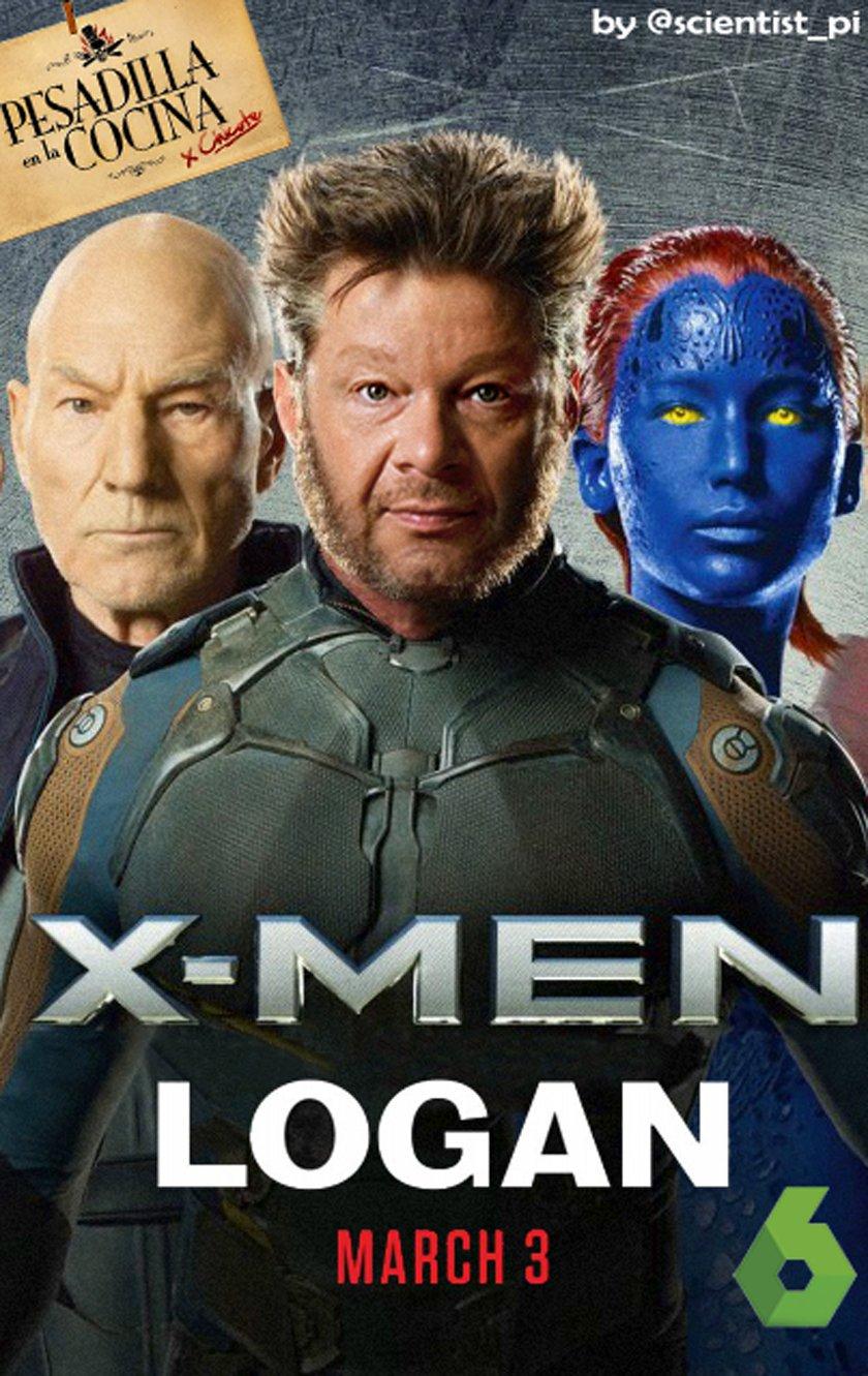 X-Men - Chicote-Logan version