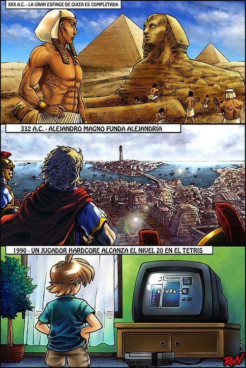Grandes logros de la Humanidad