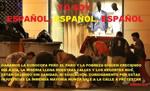 Yo soy español, español, español