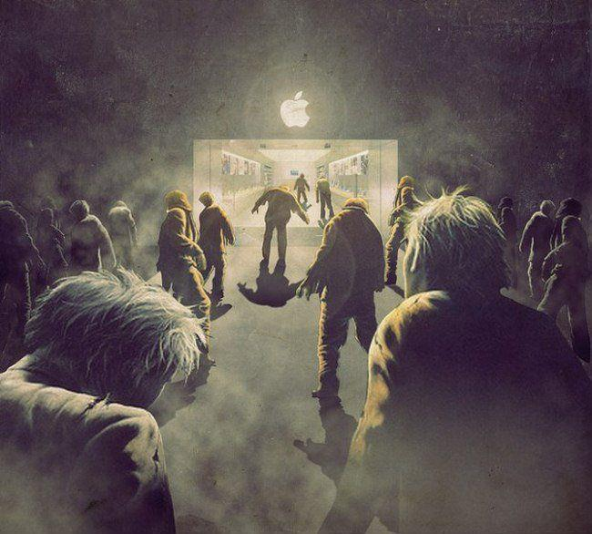 Zombies - Apple